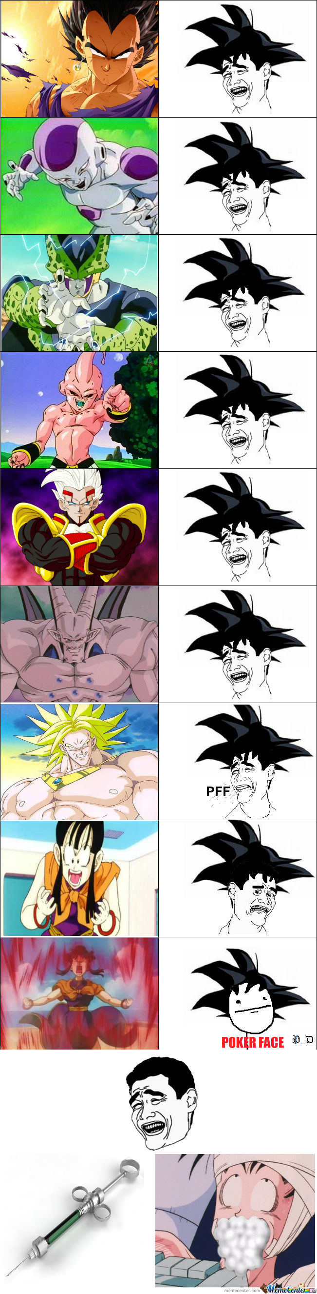 [RMX] Goku Is The Strongest.....oh Wait !?