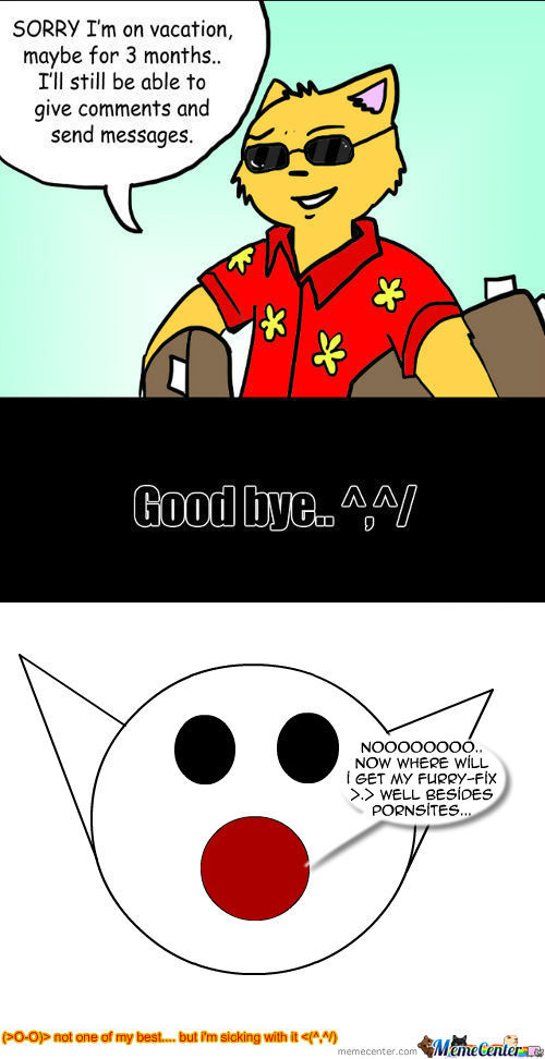 [RMX] Good Bye Memecenter..