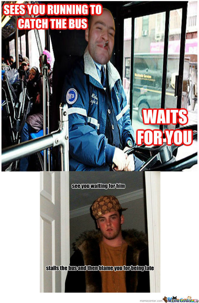 [RMX] Good Guy Bus Driver
