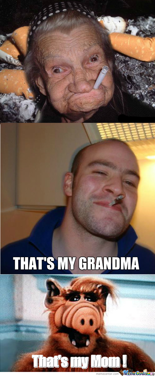 [RMX] Good Guy Greg's Grandma