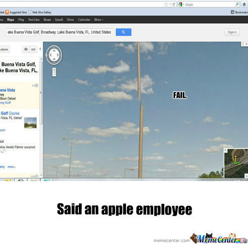 [RMX] Google Maps Fail