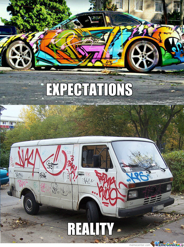 [RMX] Graffiti On Car