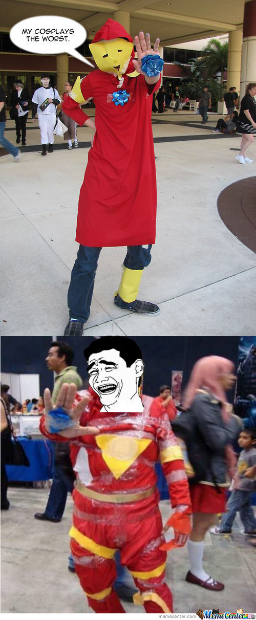 [RMX] Greatest Iron Man Cosplay Ever