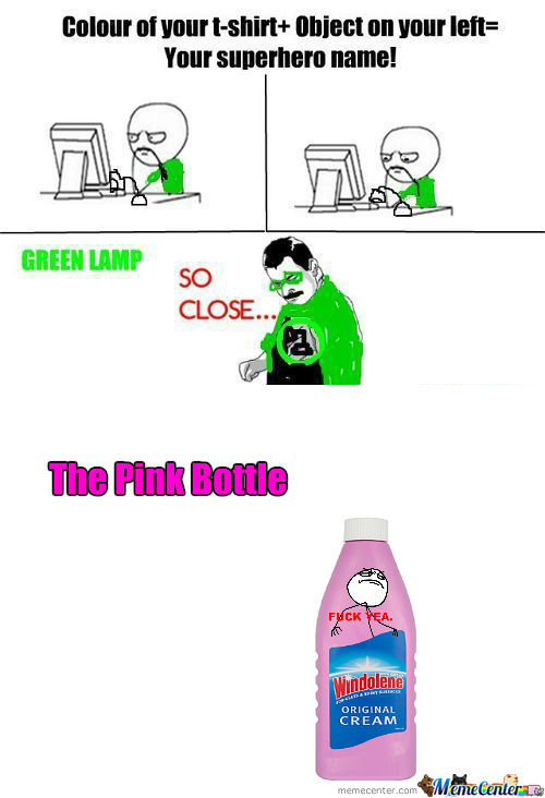 [RMX] Green Lamp...so Close