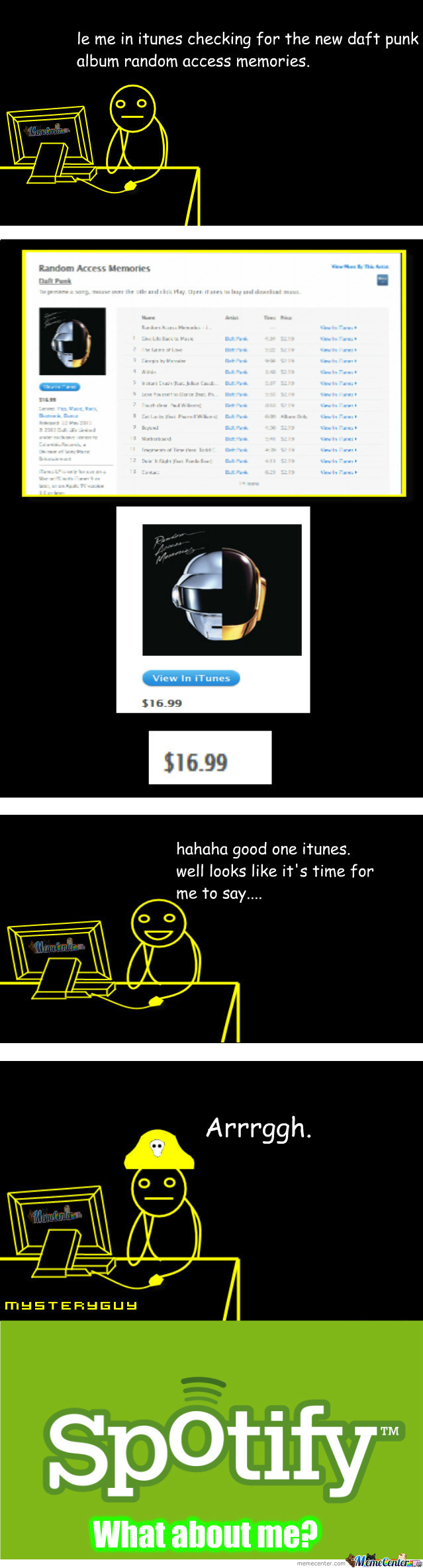 [RMX] Hahaha Good One Itunes!