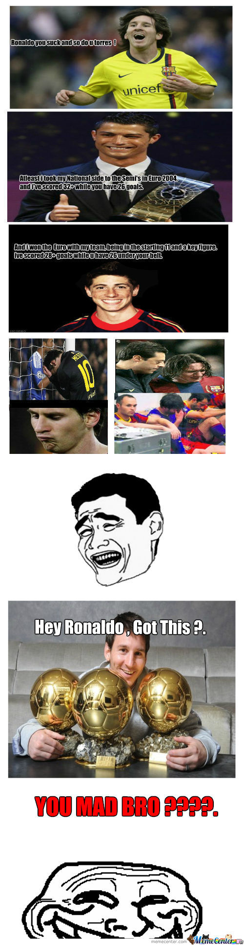 [RMX] Hahahha Messi Trolled