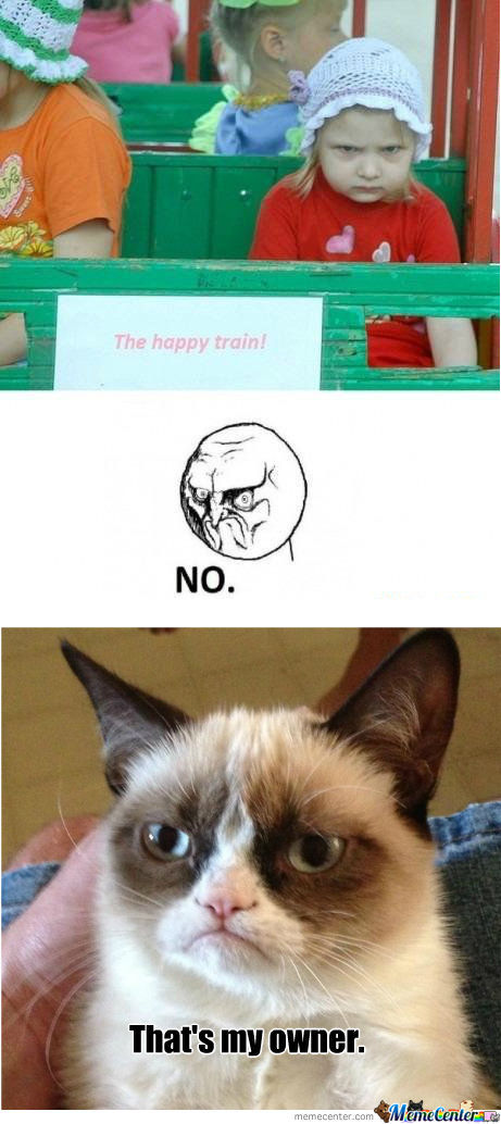 [RMX] Happy Train... No!