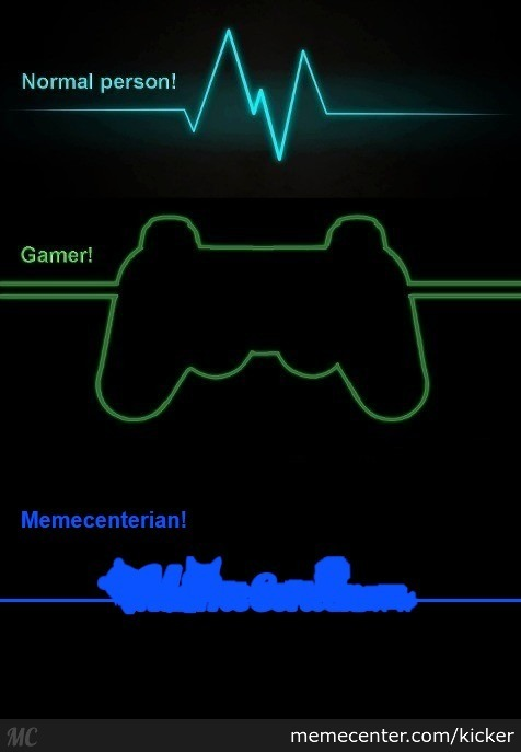 [Rmx] Heartbeats Of A Gamer(Heartbeats Of A Memecenterian)