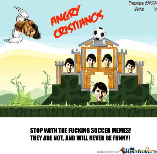 [RMX] Here's My Idea For A New Game - Angry Cristianos