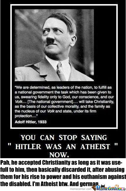 [RMX] Hitler Was Christian