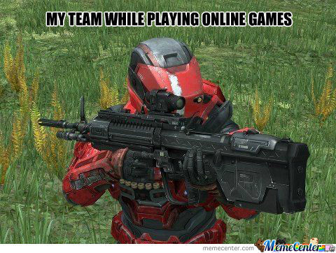 [RMX] How I Play Halo Because I'm Not Used To The Xbox Controller #ps3-Player