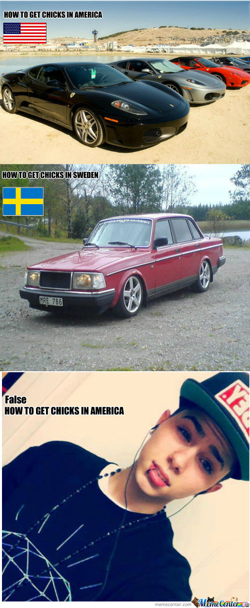 [RMX] How To Pickup Babes In Sweden