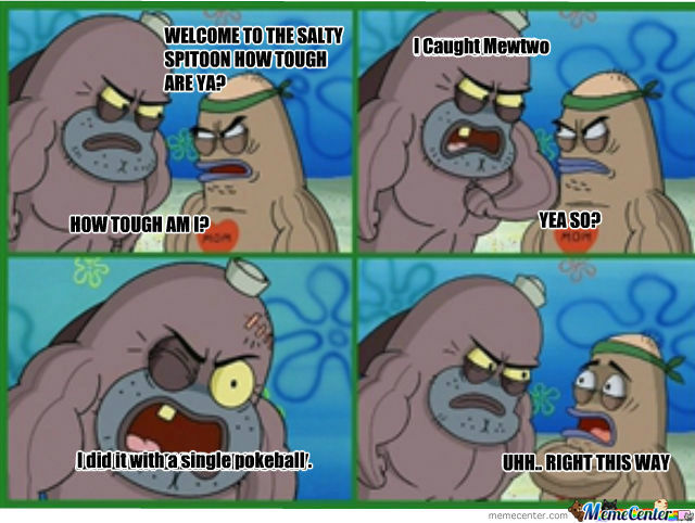 [RMX] How Tough Am I?