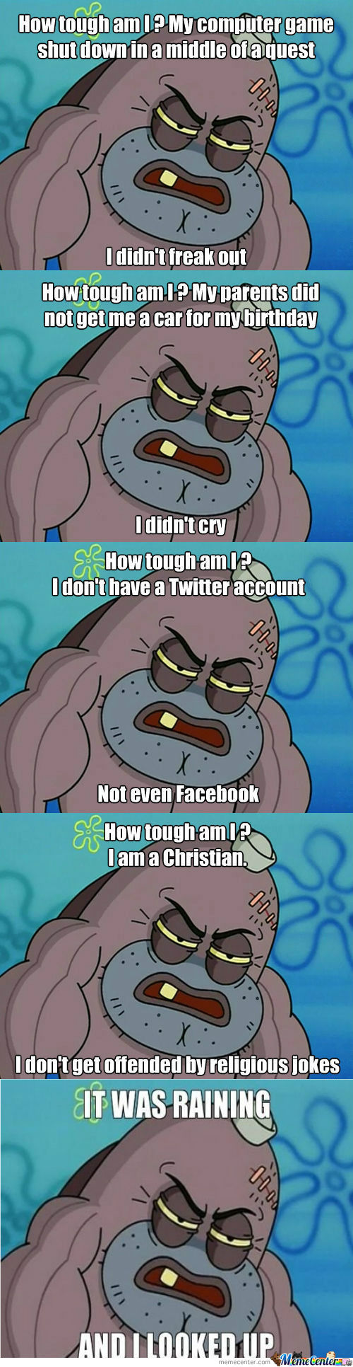 [RMX] How Tough Are Ya ?