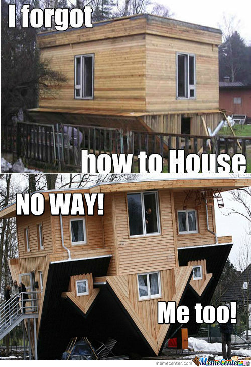[RMX] I Forgot How To House