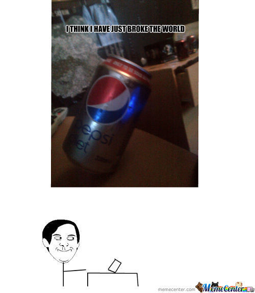 [RMX] I Just Balanced A Pepsi. Wut?