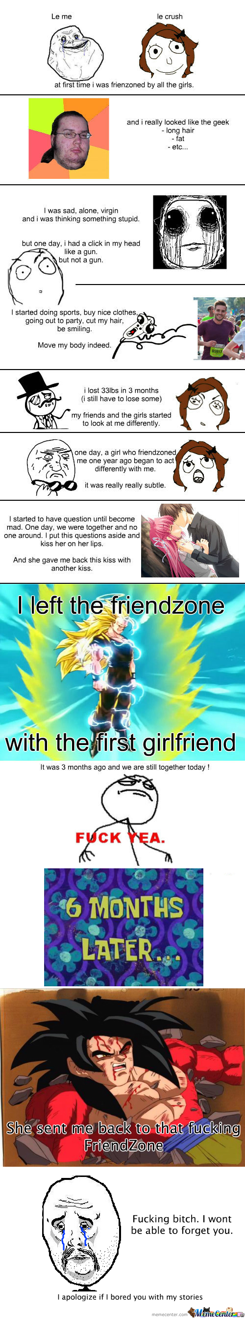 [RMX] I Left The Friendzone