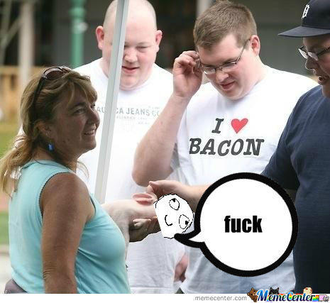 [RMX] I Love Bacon Too :d
