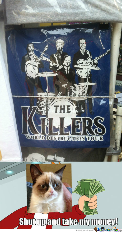 [RMX] I Saw This Shirt In The Street