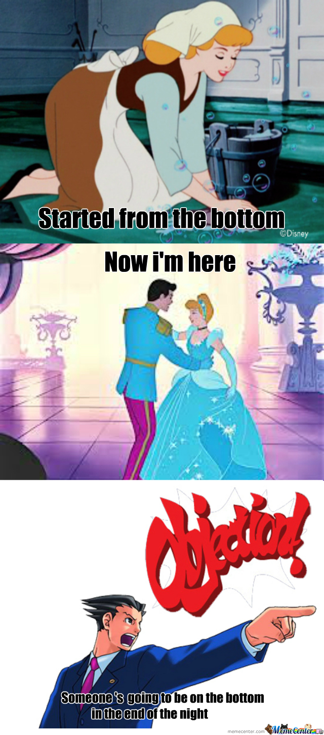 [RMX] I Was Watching Cinderella When I Noticed Something