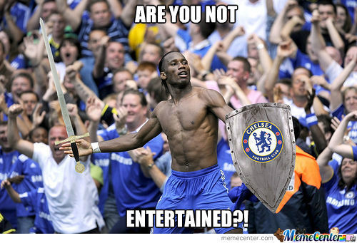 [RMX] Ibra? Go Home! Drogba Is The Best