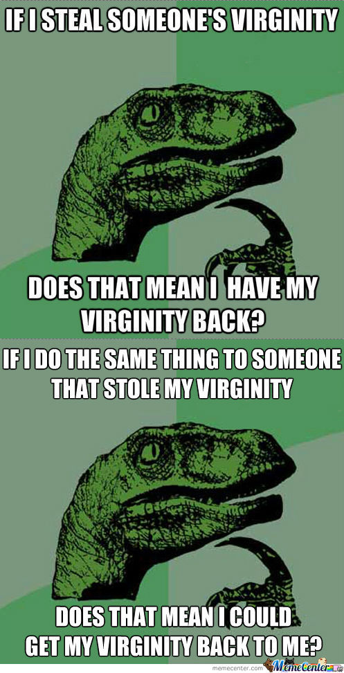 [RMX] If I steal someone's virginity