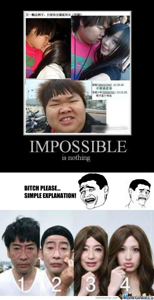[RMX] Impossible Is Nothing