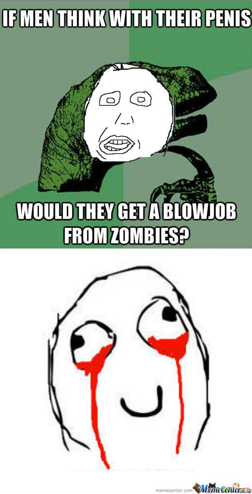 [RMX] In The Event Of A Zombie Apocalypse: Blowjobs
