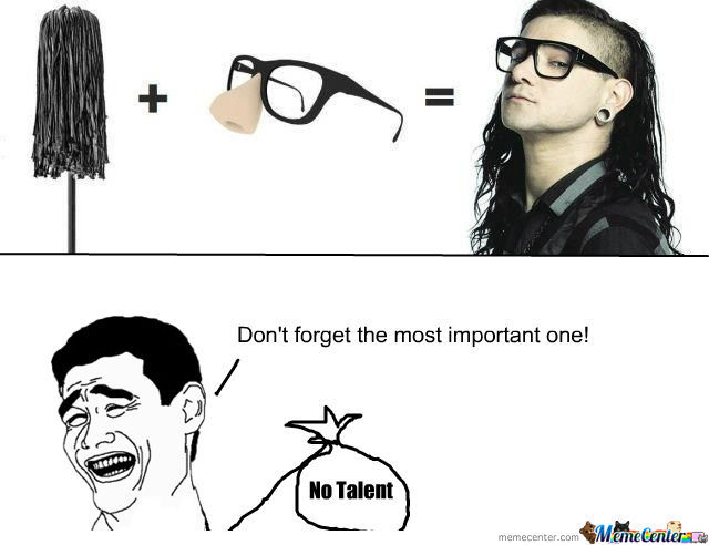 [RMX] Ingredients of Skrillex