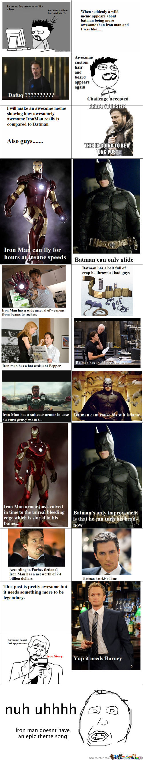 [RMX] Iron Man  Is The Best