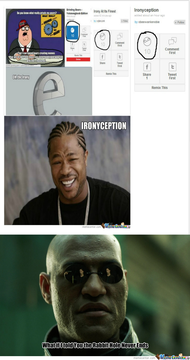 [RMX] Ironyception