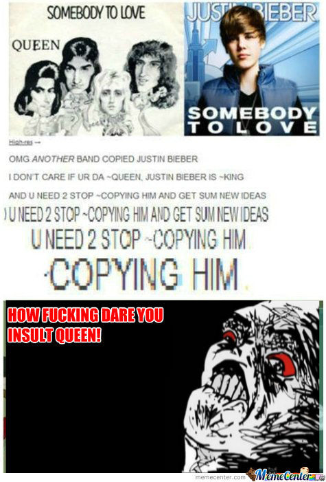 [RMX] JB fans... Dafuq is wrong wit you!?!?