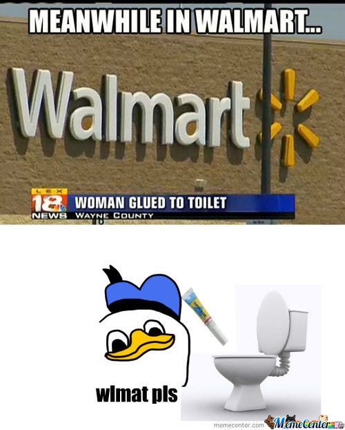 [RMX] Just Another Day At Walmart