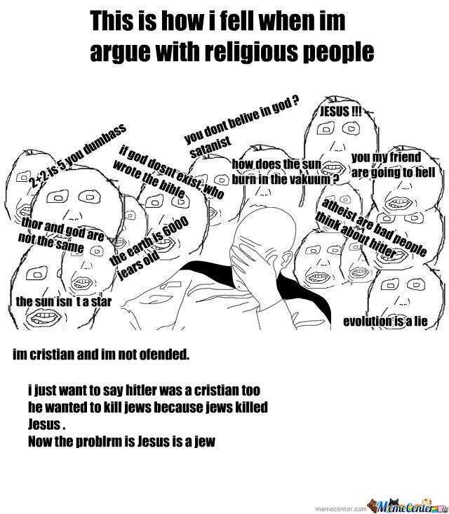 [RMX] Just Religious People