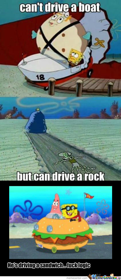 [RMX] Just Spongebob Logic