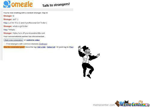 [RMX] Just Trolling On Omegle