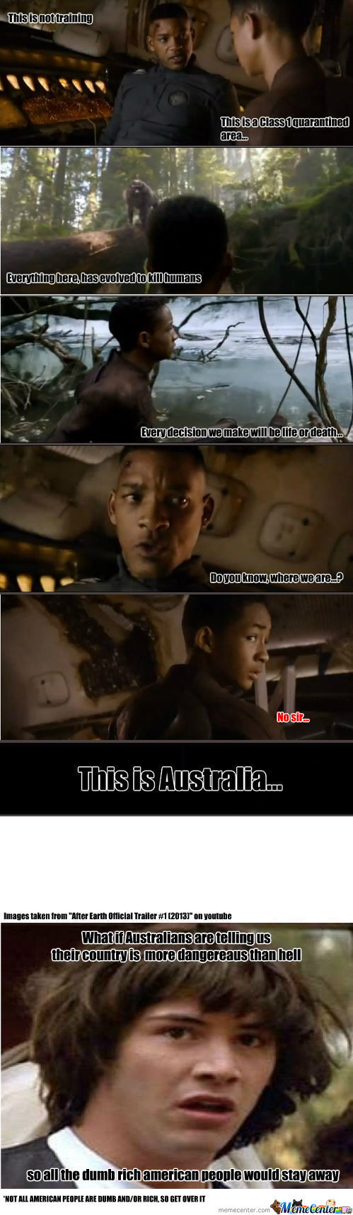 [RMX] Just Will Smith In Australia.