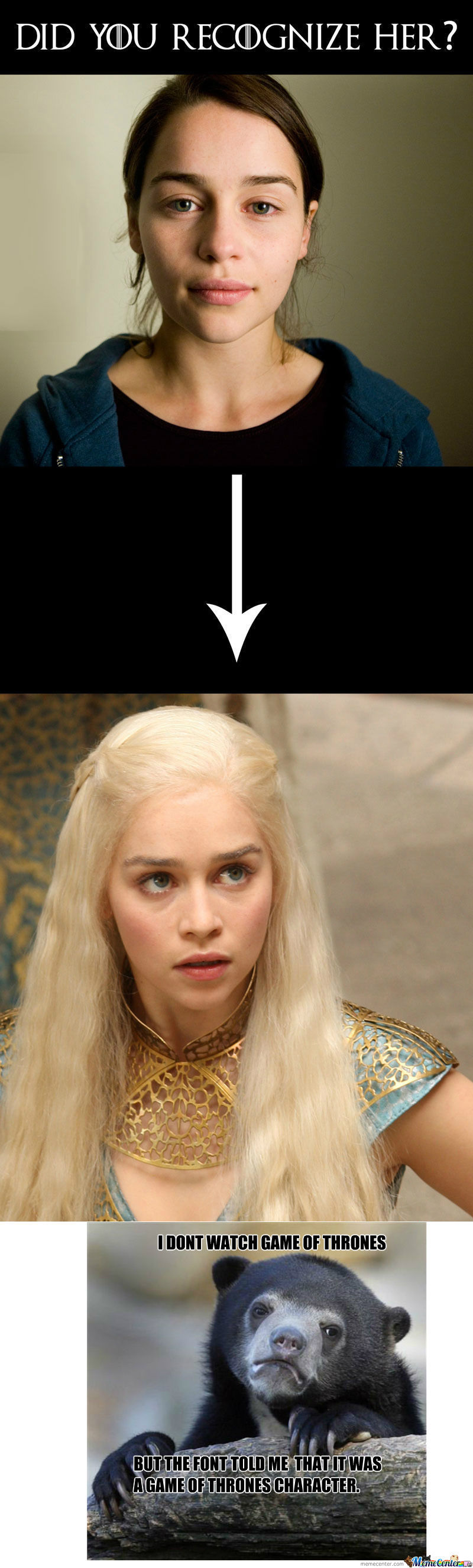 [RMX] Khaleesi Without Makeup
