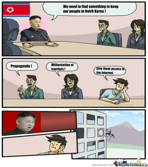 [RMX] Kim-Jong-Un Doesn't Agree !