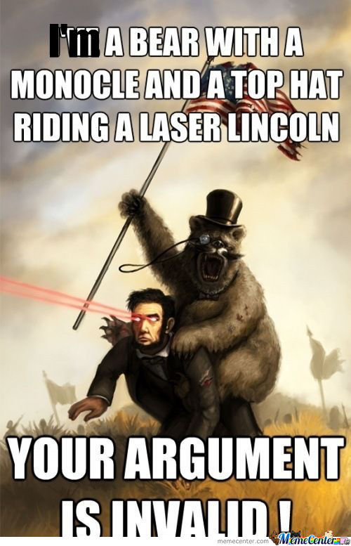 [RMX] Laser Lincoln