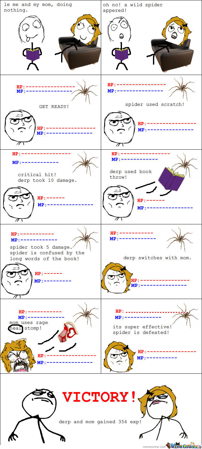 [RMX] Le Wild Spider Appeared