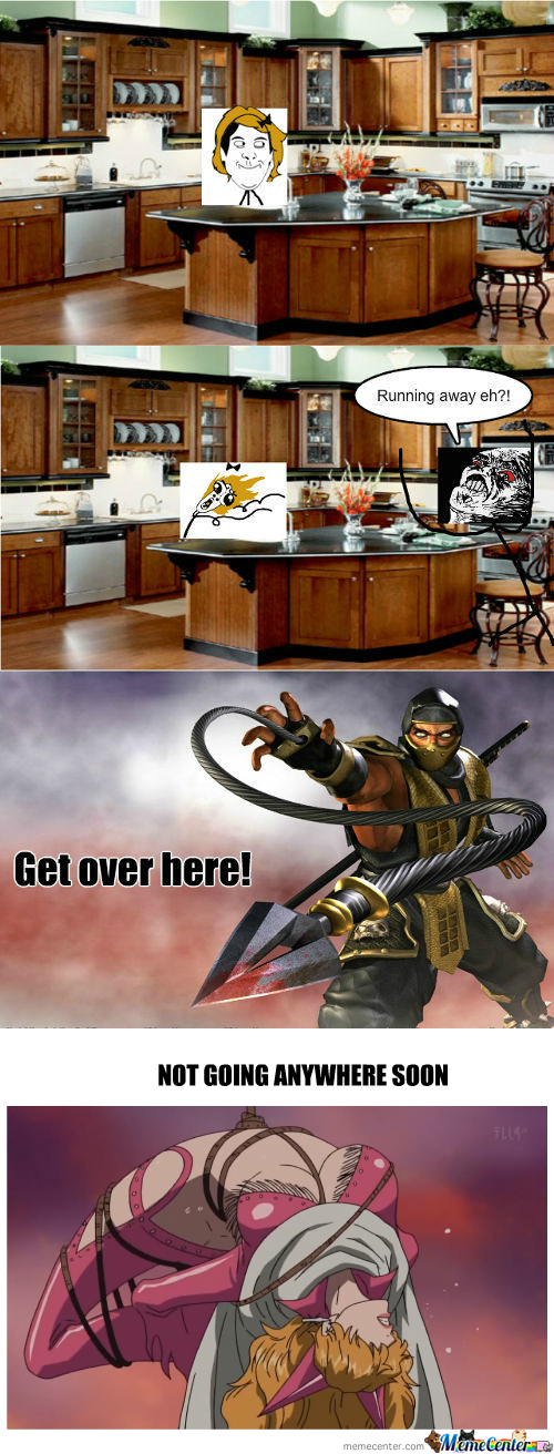 [RMX] Let's Leave The Kitchen They Said, It Will Be Fun They Said