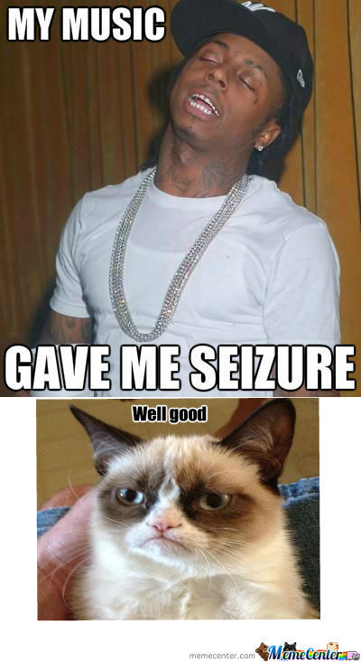 [RMX] Lil Wayne Suffers Seizure Not Dead