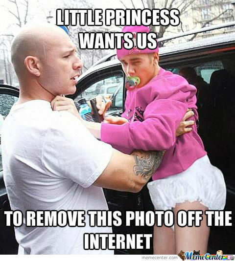 [RMX] Little Princess Wants Us To Remove This Photo Off The Internet
