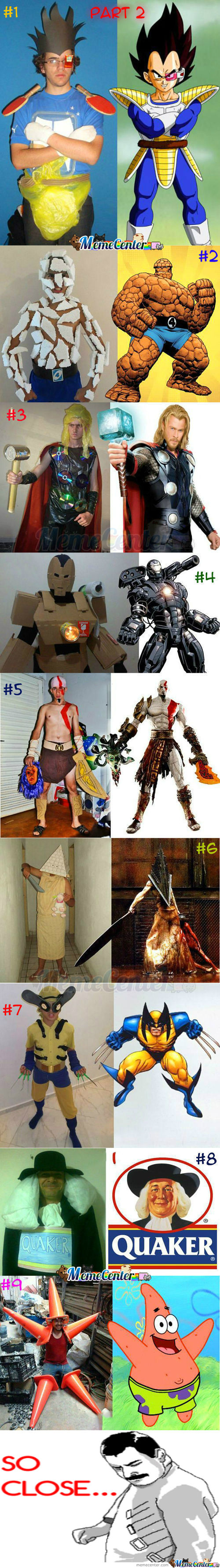 [RMX] Low Budget Creative Cosplay : Part 2