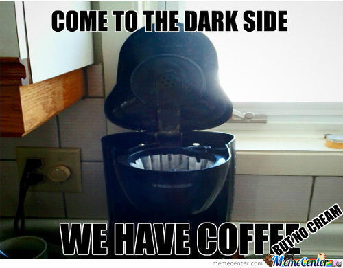 [RMX] Luke, I Am Your Coffee Maker