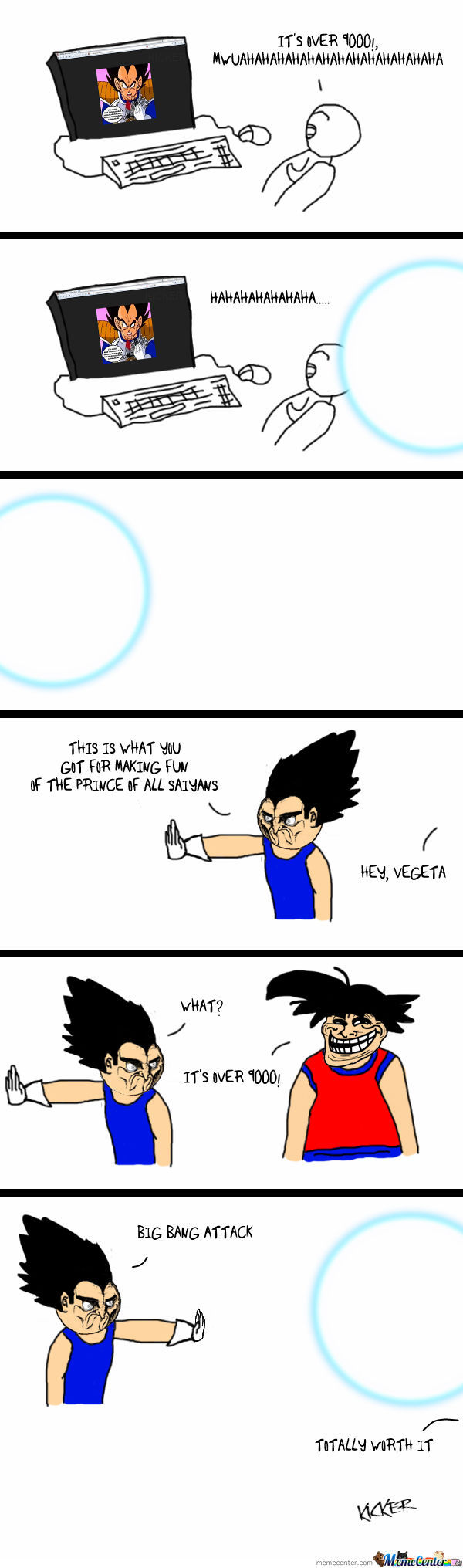 [RMX] Making Fun Of Vegeta