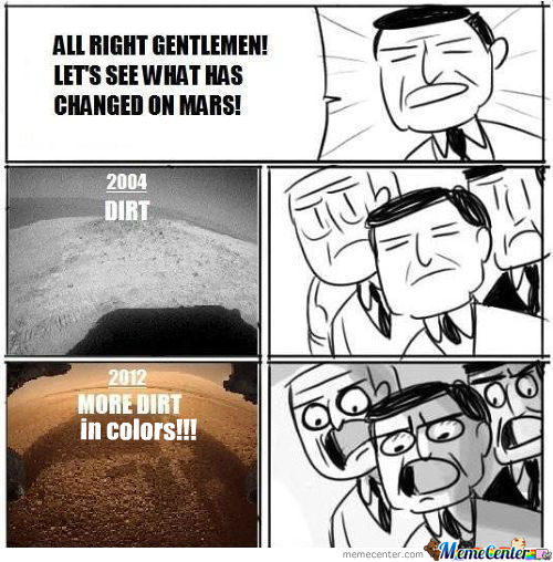 [RMX] Mars Never Changes