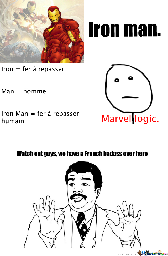 [RMX] Marvel Logic.