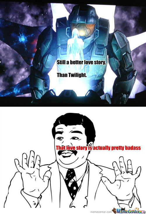 master chief and cortana relationship memes